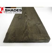 Q-Clad 32x175mm Black Featheredge - 4.2m